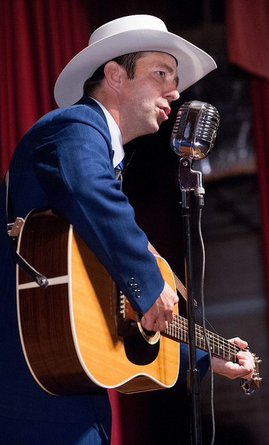 Decades after his death in the backseat of a Cadillac, Hank Williams' legend gets new life. Photo courtesy of Flickr - CajunZydecoPhotos.