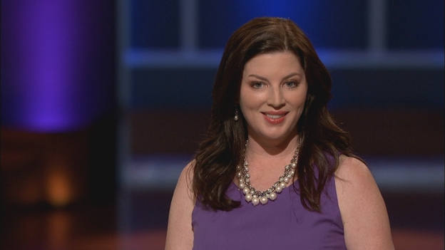 Local businesswoman Tereson Dupuy, founder and CEO of FuzziBunz, appears on ABC's hit show Shark Tank. Photo courtesy of SharkTankBlog.com.