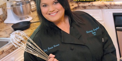 Chef Bonnie Breaux